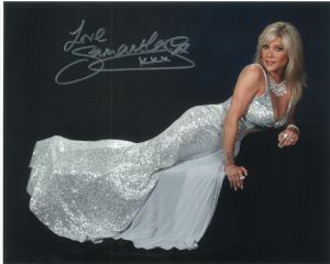 Samantha Fox (Model, Singer) - Genuine Signed Autograph 8294